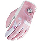 more details on Bionic StableGrip Women's Left Hand Pink Golf Glove - Medium
