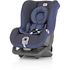 more details on Britax First Class Plus Group 0+ Car Seat - Crown Blue.