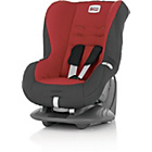 more details on Britax Eclipse Group 1 Car Seat - Chilli Pepper.