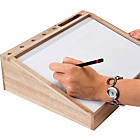 more details on Wooden A3 Art and Craft Tracing Lightbox.