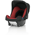 more details on Britax Baby-Safe Group 0+ Car Seat - Chilli Pepper.