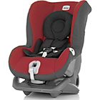 more details on Britax First Class Plus Group 0+ Car Seat - Chilli Pepper.