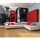 more details on 1Wall London Telephone Box Wallpaper Mural.