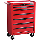 more details on 7 Drawer Mobile Tool Trolley.