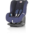 more details on Britax Eclipse Group 1 Car Seat - Crown Blue.