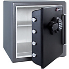 more details on 1hr Fire Safe Water Resistant Electronic Lock Safe.