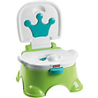 more details on Fisher-Price Royal Potty Step Stool - Green.