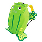 more details on Trunki PaddlePak Ribbit the Frog Backpack - Green.