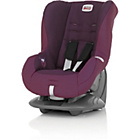 more details on Britax Eclipse Group 1 Car Seat - Dark Grape.