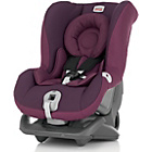 more details on Britax First Class Plus Group 0+ Car Seat - Dark Grape.