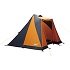 more details on Gelert Cabana2 3 Man Apricot and Charcoal Festival Tent.