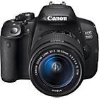more details on Canon EOS 700D 18MP 18-55mm DSLR Camera with Lens - Black.