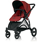 more details on Britax B-Dual Pushchair - Chilli Pepper.