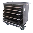 more details on 5 Drawer Rollaway Tool Cabinet.