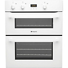 more details on Hotpoint UH53WS Double Electric Oven - White.