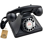 more details on GPO 200 Classic Rotary Dial Corded Telephone - Single.