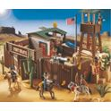 Playmobil 5245 Western Fort Playset