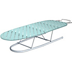 more details on Minky 79 x 29cm Silver Table Top Ironing Board.