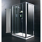 more details on Eliana Nerine 1200x800mm Sliding Door Shower Enclosure.