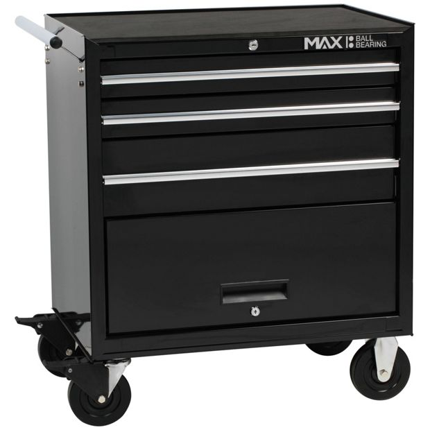 buy 3 drawer rollaway tool cabinet at your. Black Bedroom Furniture Sets. Home Design Ideas