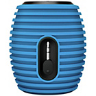 more details on Philips SBA3010BLU/00 Portable Speaker - Blue.