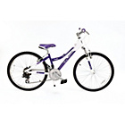 more details on Reebok Satin 24 Inch Mountain Bike - Girls'.