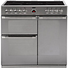 more details on Stoves Sterling 900E Electric Range Cooker - Stainless Steel