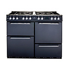 more details on New World NW100GT Gas Range Cooker - Charcoal