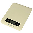 more details on Morphy Richards Accents Electronic Kitchen Scale - Cream.