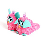 more details on Stompeez Pink Furby Slippers - Size XS.