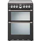 more details on Stoves Sterling 600E Electric Cooker - Black.