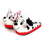 more details on Stompeez Girls' Black and White Dalmation Slippers.