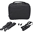 more details on 7 Inch Gadget Bag with Car Charger - Black.