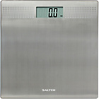 more details on Salter Ultra Slim Electronic Bathroom Scale -Stainless Steel