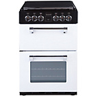 more details on Stoves Richmond 550DFW Double Dual Fuel Cooker - White.