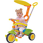 more details on Grow and Go Deluxe Trike.