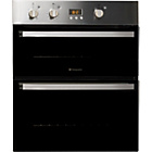 more details on Hotpoint UHS53XS Double Electric Oven - S Steel.
