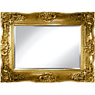 more details on Scroll Wall Mirror - Gold.