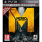 more details on Metro Last Light Limited Edition PS3 Game.