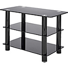 more details on Black Glass 32 Inch Slimline TV Stand.
