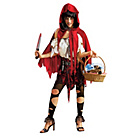 more details on Fancy Dress Lil Dead Riding Hood Costume - Size 10-12.
