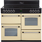more details on Belling Classic 100E Electric Range Cooker - Cream