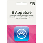 more details on iTunes Apps £15 Gift Card.