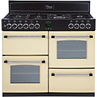 more details on Belling Classic 100GT Gas Range Cooker - Cream