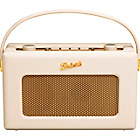 more details on Roberts Revival Leather DAB Radio - Cream.