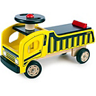more details on Pintoy Ride On Construction Truck.