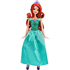 more details on Disney Princess Sparkle Dolls - Ariel.