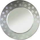more details on Engraved Clover Bathroom Mirror.