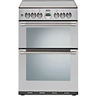more details on Stoves Sterling 600 Dual Fuel Cooker - Stainless Steel.