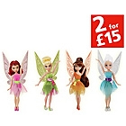 more details on Disney Fairies Sparkle Party Doll Assortment.